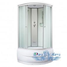 Душевая кабина Maroni Bergamo SE 90x90 (WD-003S)
