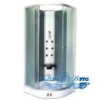 Душевая кабина Maroni Veneto (WLRF-014M) 90x90