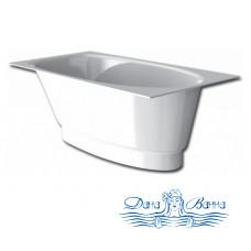 Ванна из литьевого мрамора PAA Uno 150x75