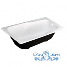 Чугунная ванна Универсал Эврика 170x75