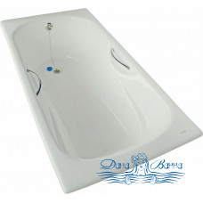 Чугунная ванна GOLDMAN Donni 160х75 с ручками