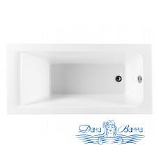Акриловая ванна Aquanet Bright 145х70