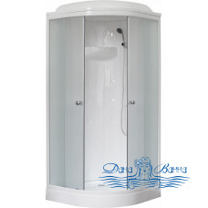 Душевая кабина Royal Bath RB 90HK1-M 90х90 (матовое)