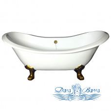 Ванна из литьевого мрамора Avstrom Bourjois 180x76