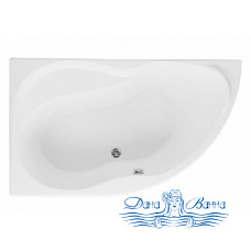 Акриловая ванна Aquanet Graciosa 150x90 L