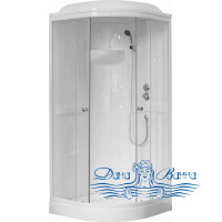 Душевая кабина Royal Bath RB 90HK1-T 90х90 (прозрачное)