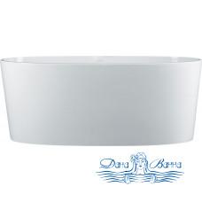 Ванна из искусственного камня Victoria+Albert Ios white