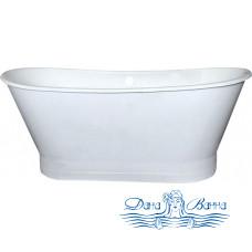 Чугунная ванна Elegansa Sabine White 170х70