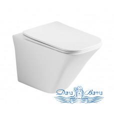 Унитаз подвесной Ceramica Nova Mono Rimless CN1902 с сиденьем SoftClose