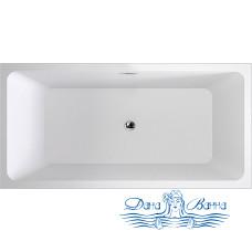 Акриловая ванна Black&White Swan SB110 160x80