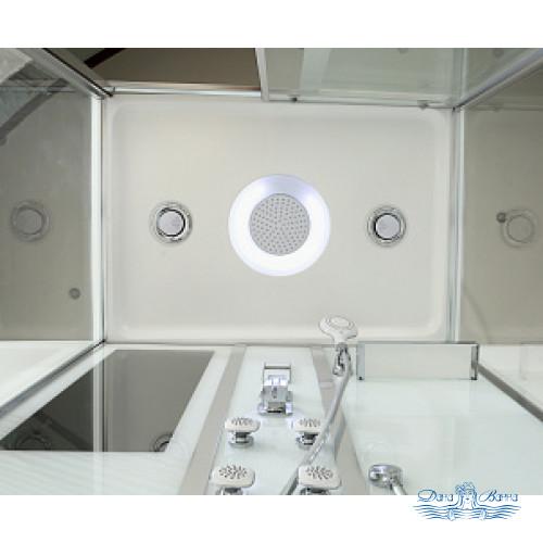 Душевая кабина Black&White Galaxy G5508 120х90