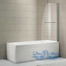Шторка на ванну Alvaro Banos Vitoria G75.11 Cromo 75