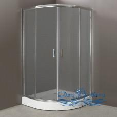 Душевой уголок BelBagno Uno R 2 90 P Cr 90х90