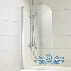 Шторка на ванну Bravat Alfa 70