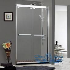 Душевая дверь в нишу Bravat Stream 120 двойная