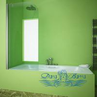 Шторка на ванну GuteWetter Lux Pearl GV-601AS левая 65 профиль хром
