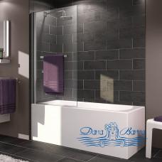 Шторка на ванну Huppe X1 131601.092.321