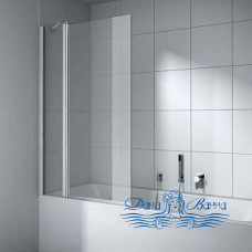 Шторка на ванну Kermi Cada XS CK DTL 09014VPK