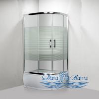 Душевой уголок Luxus L013 L Lang 100х80