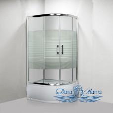 Душевой уголок Luxus L013 L Lang 100х100