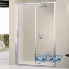 Душевая дверь в нишу Novellini Lunes 2P LUNES2P120-2K