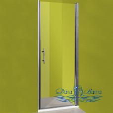 Душевая дверь в нишу Olive'S Zaragoza D (87-90)x190 стекло прозрачное