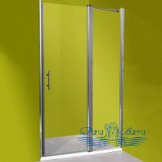Душевая дверь в нишу Olive'S Zaragoza HD (117-119)x190 стекло прозрачное