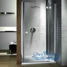 Душевая дверь в нишу Radaway Almatea DWJ 120 прозрачное стекло R