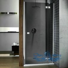 Душевая дверь в нишу Radaway Almatea DWJ 80 стекло графит R