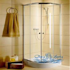Душевой уголок Radaway Classic A 80x185 прозрачное стекло