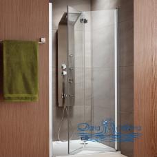 Душевая дверь в нишу Radaway EOS DWB 70 прозрачное стекло R