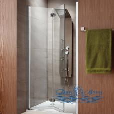 Душевая дверь в нишу Radaway EOS DWB 80 прозрачное стекло L