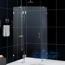 Душевой уголок RGW Hotel HO-82 90x90 профиль хром, стекло чистое