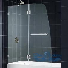 Шторка на ванну RGW Screens SC-13 100 стекло матовое