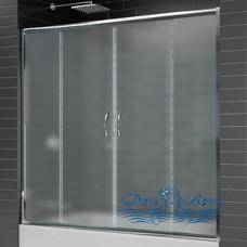 Шторка на ванну RGW Screens SC-61 170 стекло матовое