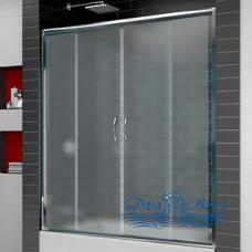 Шторка на ванну RGW Screens SC-61 180 профиль хром, стекло матовое