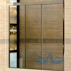 Шторка на ванну RGW Screens SC-41 180 стекло чистое