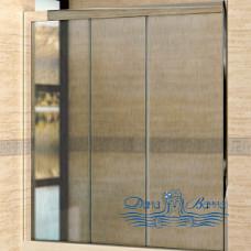 Шторка на ванну RGW Screens SC-41 180 стекло шиншилла