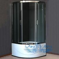 Душевой уголок Royal Bath RB-L3001-2 90х90