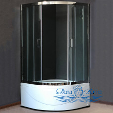 Душевой уголок Royal Bath RB-L3001-1 100х100