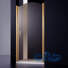 Душевая дверь в нишу Sturm Schick 80 L bronze