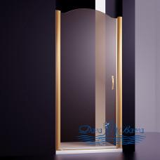 Душевая дверь в нишу Sturm Schick 80 R bronze
