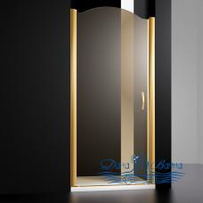 Душевая дверь в нишу Sturm Schick 80 R gold