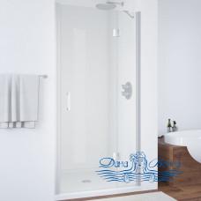 Душевая дверь в нишу Vegas Glass AFP 100 07 01 R профиль хром, стекло прозрачное