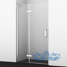 Душевая дверь в нишу Wasserkraft Aller White 10H05LW 120