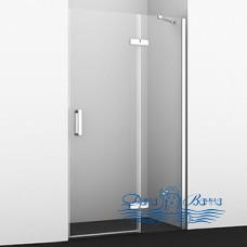 Душевая дверь в нишу Wasserkraft Aller White 10H05RW 120