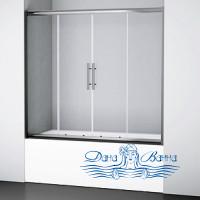 Шторка на ванну Wasserkraft Amper 29S02-170