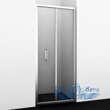 Душевая дверь в нишу Wasserkraft Weser 78F04 90