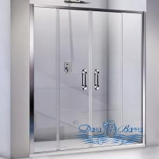 Душевая дверь в нишу Weltwasser WW90 90S4-150