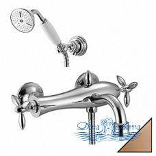 Смеситель Gattoni Timor 18001V0 для ванны с душем